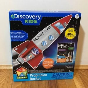 New in Box - Discovery Kids Propulsion Rocket Kit